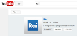 Rai_YouTube
