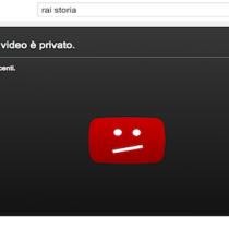 YouTube di certo lo rimpiange RAI