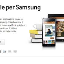 1 ebook gratis a giugno con Kindle per Samsung