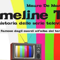 """Timeline TV"" di Mauro De Marco [ #EbookIncipit ]"