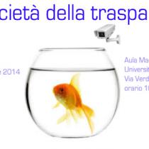 11 ottobre a Torino il Forum La società della trasparenza