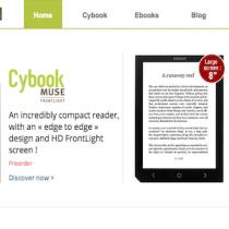 Via libera al preordine dei Bookeen Cybook Ocean e Muse