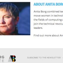Borsa di studio Anita Borg 2015