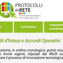 Scuola: su #ProtocolliInRete primo bando del Miur per dotare 54 classi di tablet e Lim