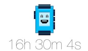Il countdown al 24 febbraio comparso nei giorni scorsi sul sito getpebble.com