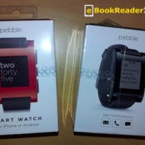 1 milione di smartwatch Pebble al polso