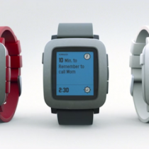 Presentato Pebble Time, lo smartwatch e-paper a colori