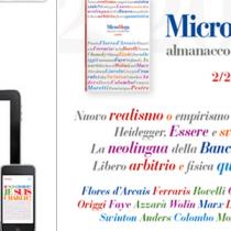 Dal 2015 la rivista «MicroMega» è anche in formato ebook
