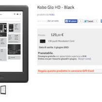 Kobo Glo HD debutta al Salone del Libro #SalTO15