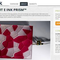 E-Ink Prism, la soluzione colore nell'inchiostro elettronico