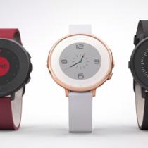 Ecco Pebble Time Round lo smartwatch dal quadrante orologio tondo