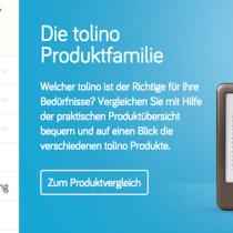 Tolino con due nuovi ereader HD in vista della Buchmesse di Francoforte