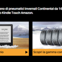 Kindle Touch in regalo se #leggiaruotalibera