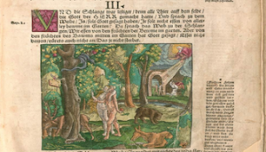 La Bibbia di Lutero.