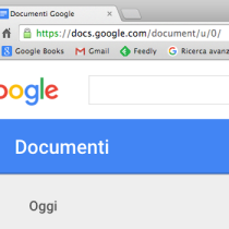 Con Google Documenti trasformi i file in epub