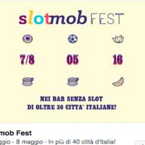 #SlotMob Fest 7-8 maggio 2016: Leggi libri o ebook, anziché buttare nel gioco d'azzardo 88 miliardi