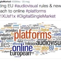 Mercato unico digitale UE: esclusi musica, film, games, app ed ebook