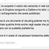 A domanda risposta: quale cloud usare per gli ebook