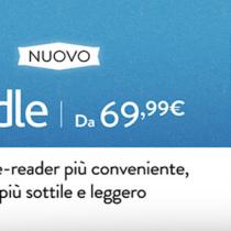 È prenotabile il nuovo Kindle, + sottile e + leggero, in consegna dal 20 luglio