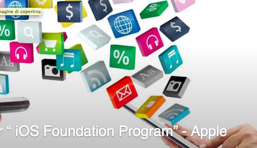 Napoli: per umanisti digitali un corso all'università su App in ambiente iOS