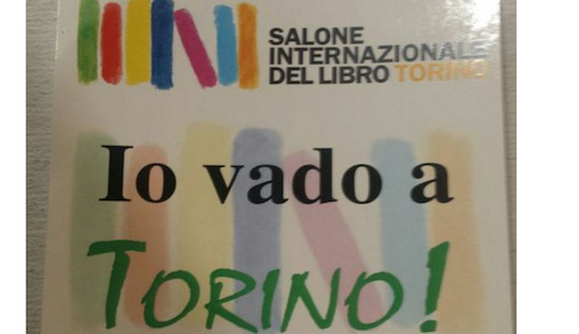 #iovadoaTorino Salone del Libro di Torino #SalTO17