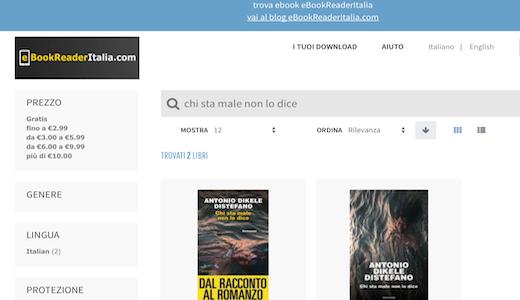 EbookStore: è nato CercaEbook di eBookReaderItalia.com