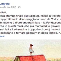 """Nicola Lagioia: il Salone del Libro Torino funzioni tutto l'anno """"come un vero centro culturale, libero, avanzato, inclusivo"""""""
