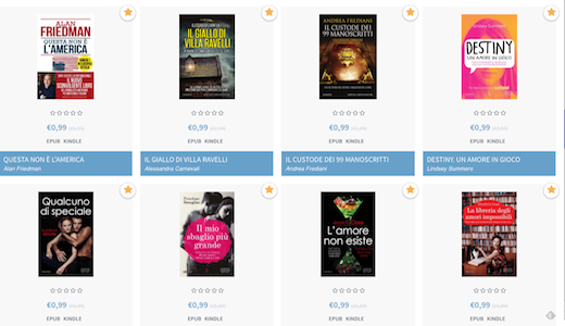 50 ebook Newton Compton: offerta lampo solo oggi a 0,99 euro