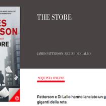 'The Store' di James Patterson vi ricorderà (forse) uno store di vostra conoscenza