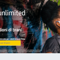 Amazon Music Unlimited, in prova gratuita per 30 giorni