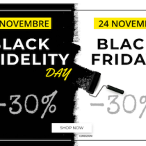 Oliviero.it apre agli sconti del Black Friday il 23 e 24 novembre