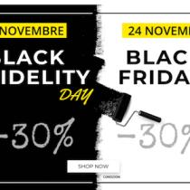 Oliviero.it apre agli sconti del Black Friday il 23 e 24 novembre