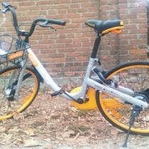 Con un'app sblocchi la bici e pedali