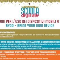 Smartphone a scuola: uso consentito per fini didattici, ecco il decalogo