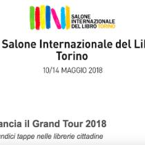 Il Grand Tour nella Torino del Salone del Libro