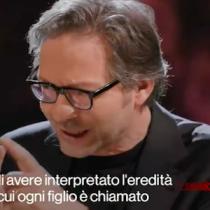 Su Rai3 Massimo Recalcati con le puntate tv di 'Lessico Famigliare'