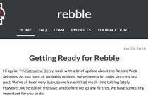 Pebble smartwatch, 30 giugno: ultima chiamata per tenerli in vita con Rebble