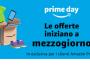 Amazon Prime Day: sconti da oggi e fino a mezzanotte del 17 luglio