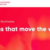 Buchmesse 2018, la Fiera del Libro di Francoforte dal 10 al 14 ottobre