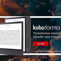Lo screenshot dell'immagine trapelata sull'account Twitter di Kobo Spagna.