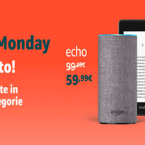 Amazon Cyber Monday e il Kindle Paperwhite scende a 89 euro