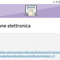 Fattura elettronica in Italia: arriva dal 1° gennaio 2019