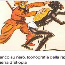 L'iconografia della razza in Italia sulla scia della guerra d'Etiopia