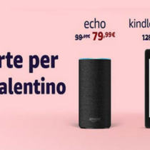 Amazon Kindle Paperwhite in offerta tra i regali di San Valentino 2019