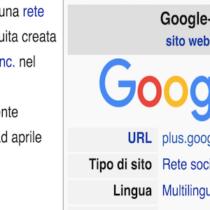 Come cancellarti da Google+, o GooglePlus che dir si voglia