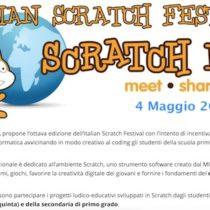 Scuola e coding: entro il 12 aprile le iscrizioni allo Scratch Festival di Torino