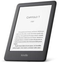 Anche sul Kindle più economico arriva lo schermo illuminato