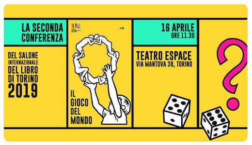 Tutto il programma del Salone del Libro di Torino 2019 #SalTO19