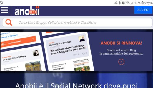 Anobii ceduta da Mondadori a Ovolab