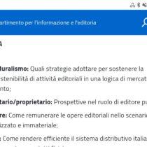 Fino al 13 maggio la consultazione online su editoria e informazione